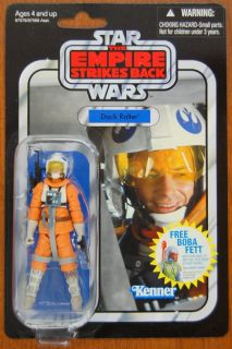 Dack Ralter Error 2010 ESB Vintage Collection Star Wars Action Figure