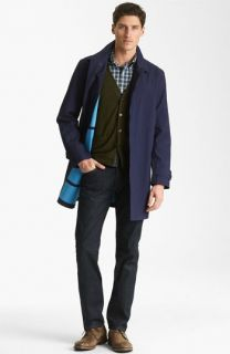 Jack Spade Trench Coat, Wool Cardigan and Shirt