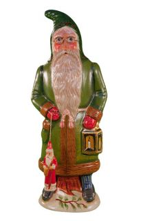 Vaillancourt English Father Christmas Ornament ( Exclusive)