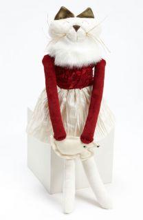 Woof & Poof Christmas Cat Door Hanger