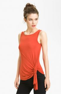 Bailey 44 Zelda Fitzgerald Ruched Knot Tank