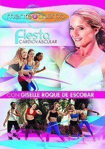 Mirar Mente Y Cuerpo Fiesta Cardiovascular DVD 2006 Espanol