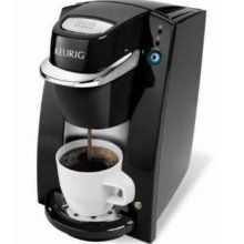 Mini B30 Single Serve Personal Brewer/Coffee Maker K Cup, Pods, Black