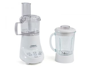 Cuisinart SmartPower Duet Blender Food Processor White