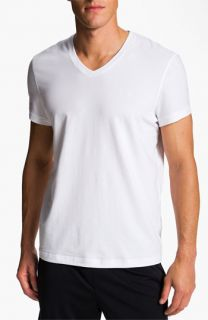 Under Armour Charged V Neck Cotton T Shirt