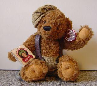 2001 Dan Dee 100th Anniversary Limited Edition Teddys Teddy Bear w