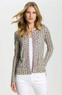 Tory Burch Cally Merino Wool Cardigan