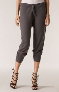 Donna Karan Collection First Layer Drawstring Cashmere Pants