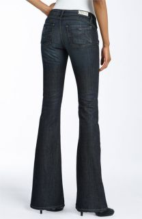 Dylan George Alexandra Bootcut Stretch Jeans (Corinth Wash)