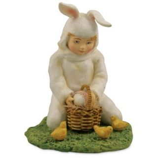NEW Mary Engelbreit Chick Bunny on Egg for Bethany Lowe me0239