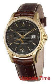 Hamilton 18K Gold Jazz Master Automatic Mens Watch H32539595