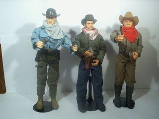 Bob Grat Emmett Dalton Brothers Custom 12 Figures