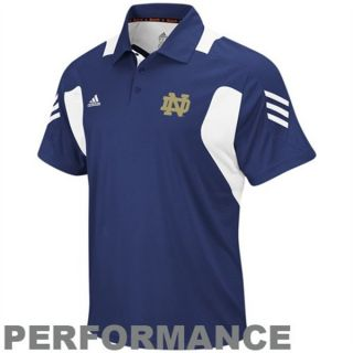 Notre Dame Fighting Irish Adidas ClimaLite Scorch Performance Polo Men