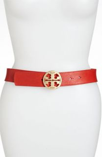 Tory Burch Classic Logo Belt