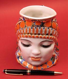 Soviet Russian Lomonosov LFZ Porcelain Jug Danko Orig
