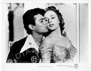Son of Ali Baba 1952 Tony Curtis Piper Laurie B w Still FN