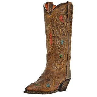 dan post rosie snip toe cowgirl boot tan style dp3411