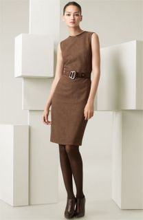 Ralph Lauren Black Label Tweed Dress