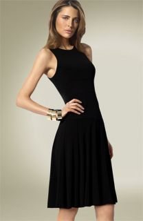 Lauren by Ralph Lauren Sleeveless Matte Jersey Dress