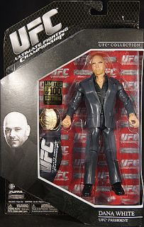 Dana White 1 100 Ringside Exclusive UFC MMA Figure