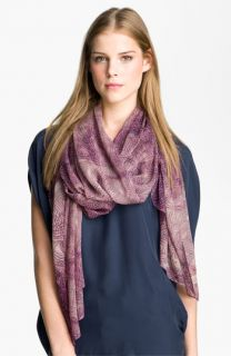 MARC BY MARC JACOBS Solstice Print Silk Scarf