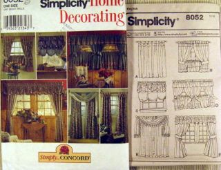 is for making window treatments tab curtains & drapes, cafe curtains