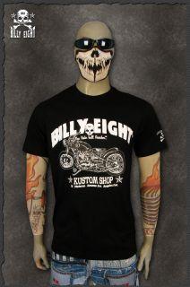billy eight   custom shop c