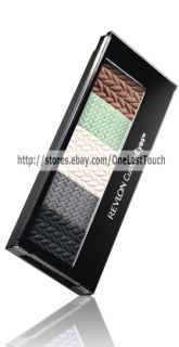 REVLON Custom Eyes Eyeshadow + Liner 022 BEACH BEAUTY~2012 Escapism
