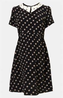 Topshop Maternity Flippy Floral Print Dress