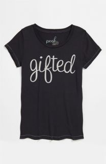 Peek Gifted Tee (Toddler, Little Girls & Big Girls)