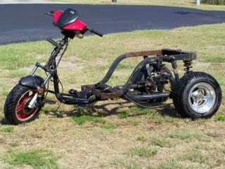 Wheel Trike Project Custom Golf Cart Scooter