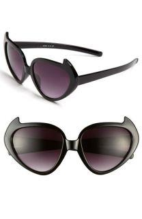 FE NY Kitty Cats Eye Sunglasses