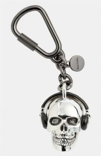 Paul Smith Accessories Skull Key Ring