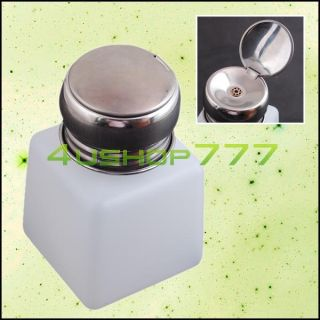 New Pump Dispenser for Nail Art Polish Cleanser Remover