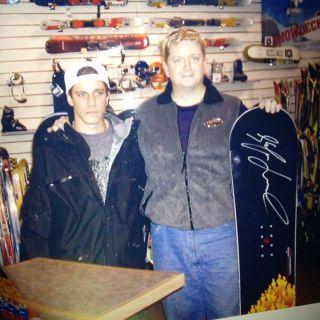 Dave Matthews Band Signed Limited Editon Snowboard
