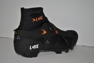 New Lake MX140 Winter Cycling Shoes Boots Mountain Bike Boa Lacing
