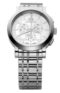 Burberry Extra Large Stainless Steel Bracelet Watch