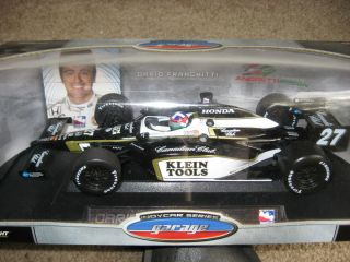 DARIO FRANCHITTI KLEIN TOOLS INDY CAR 1 18 SCALE DIECAST MODEL RACE