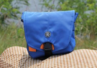 Newest Blue Crumpler 4 Million Dollar Home Digital Camera Bag? Supra