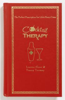 Leanne Shear & Tracey Toomey Cocktail Therapy Guide Book