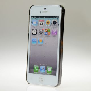 Silver Aluminum Transformer Hard Case Cover For iPhone5 5TH HOT