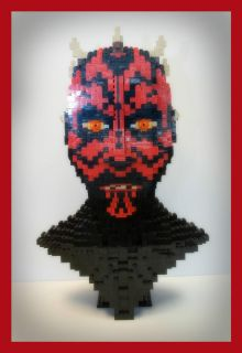 Star Wars LEGO Ultimate Collectors Series #10018 Darth Maul