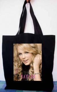 Taylor Swift Up Close Tote Bag Personaliz All Colors
