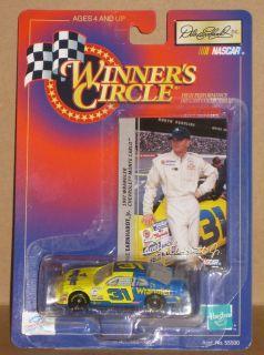 DALE EARNHARDT JR #31 WRANGLER 1997 MONTE CARLO 1999 WINNERS CIRCLE 1