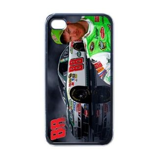 Dale Earnhardt Jr iPhone 4 4S Hard Case Cover Black