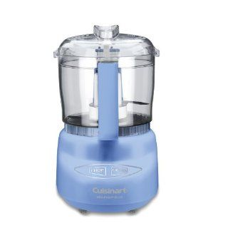 Cuisinart DLC 2ALB Mini Prep Plus Food Processor, Light Blue