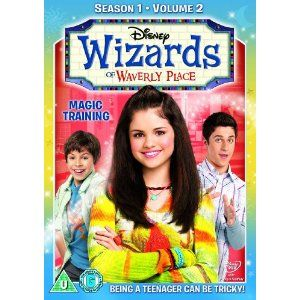 Wizards Of Waverly Place Season Series 1 Vol.2 DVD New & Sealed