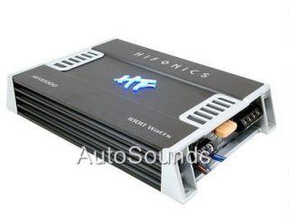 HFI1000 1D Class D Subwoofer Amplifier 1000 Watt RMS New
