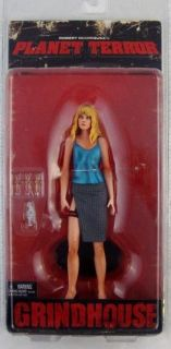 Grindhouse Planet Terror Dakota Action Figure NECA