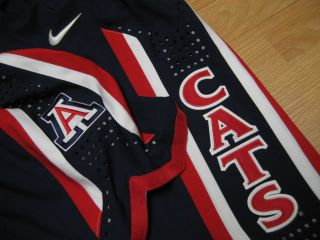 Nike Arizona Wildcats Uofa Authentic Game Jersey Shorts NCAA Men L XL